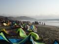 Kite Fest at Santa Marianita beach