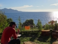 5 empoanada break with view on llanquihue