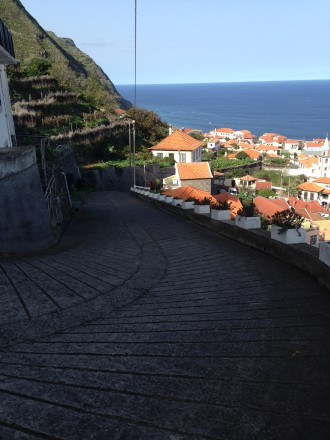 Day 3 started with the official Ultrabike trail and a super steep ascent out of Porto Moniz